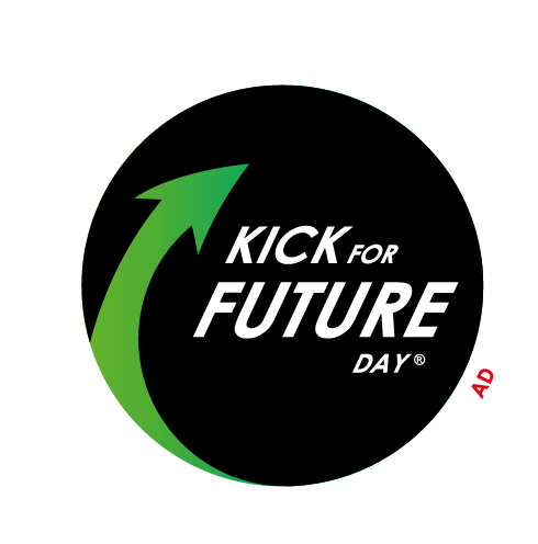 Logo kick for future day